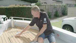 U-DEK by Ultralon Marine Decking Introduction & Installation Guide