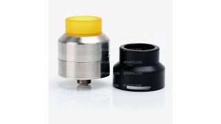 goon lp style rda rebuildable dripping atomizer