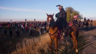 Mr. President, Stop The Dakota Access Pipeline