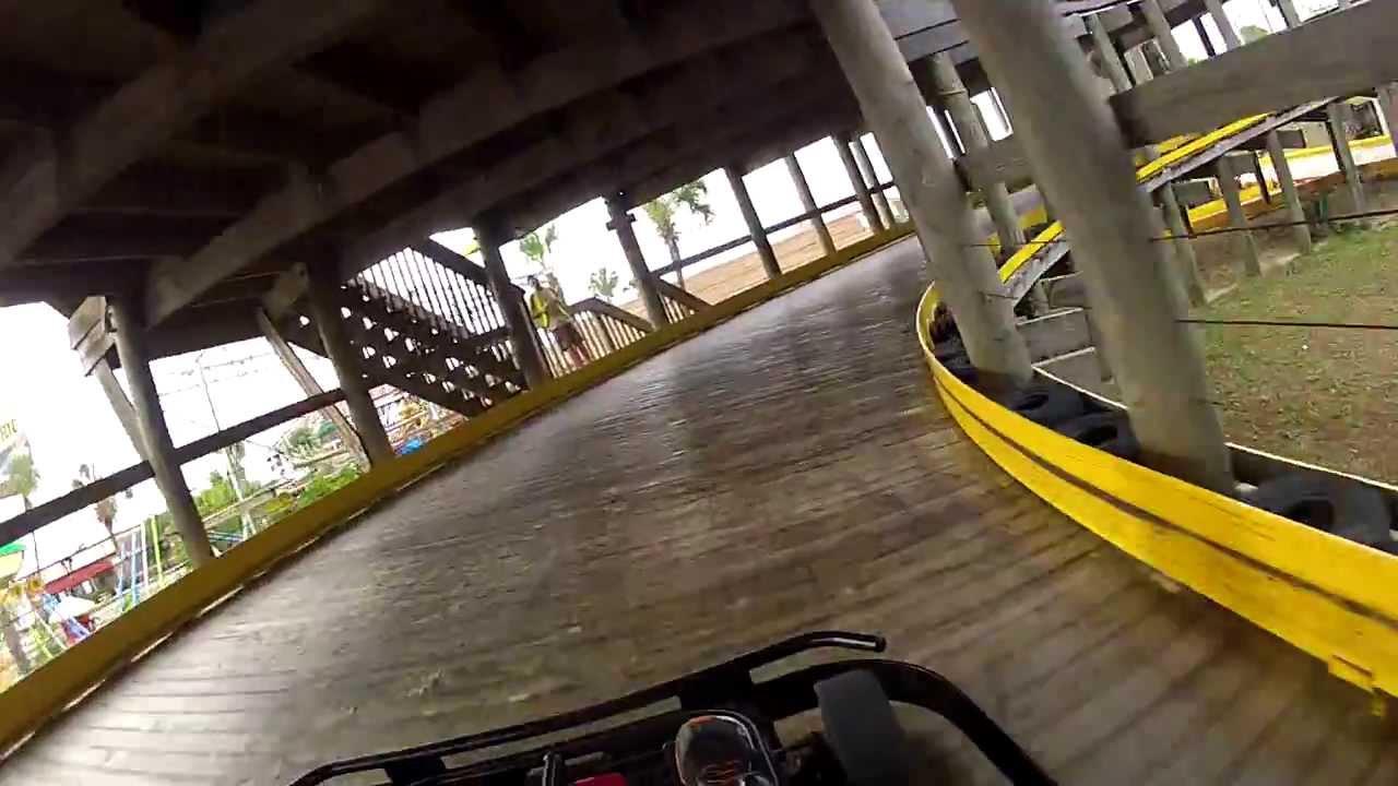 Vortex Go Kart Panama City Beach