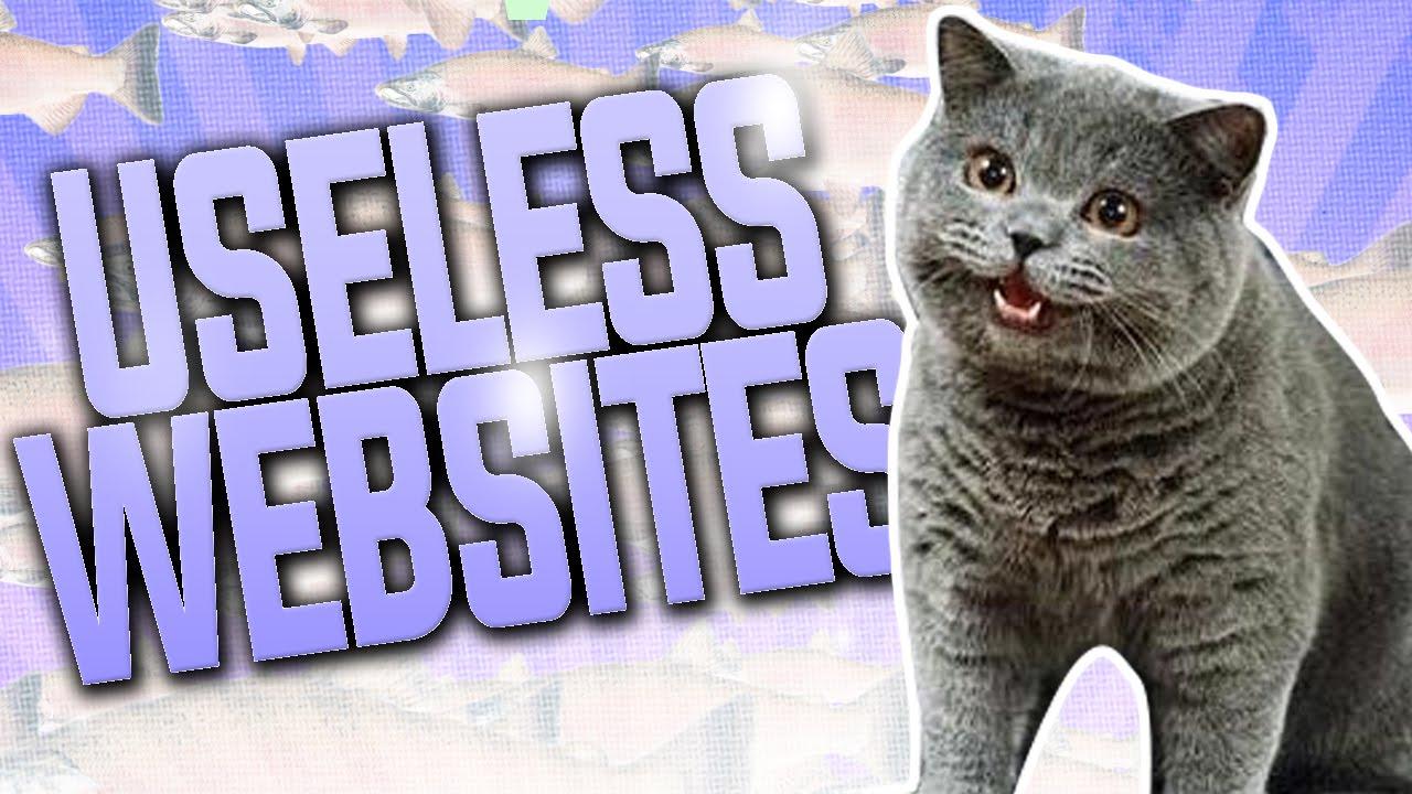 top 10 useless websites youtube