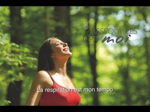 Pratique en vidéo : La respiration est mon tempo !