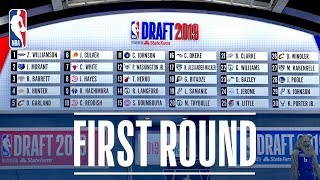 EVERY PICK from the First Round | 2019 NBA Draft Video