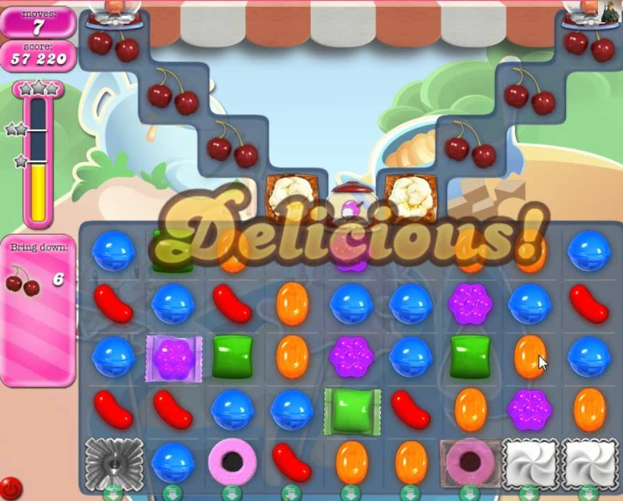 Candy crush saga level 1600 youtube - 1600 candy crush ...