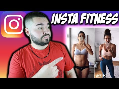 How To: Grow a FITNESS Page On Instagram FAST