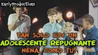 Teenage Dirtbag - One Direction (Traducida al Español)