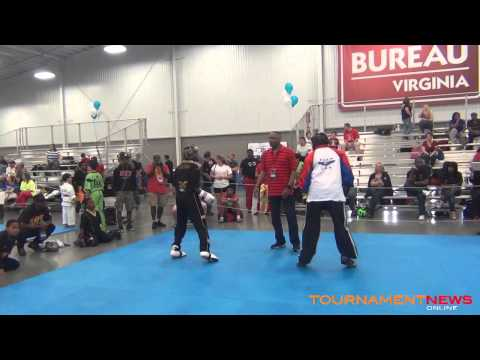 Micah Williams vs Unknown at Grand Slam Open Nationals 2014