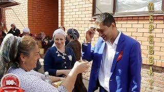 ВЕСЕЛАЯ ПЕРЕЗВА. Цыганская свадьба. Саша и Алёна