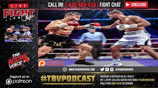 Billy Joe Saunders vs David Lemieux LIVE FIGHT CHAT & IMMEDIATE REACTION