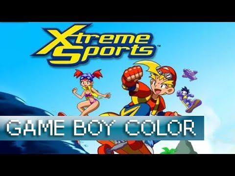 Xtreme Sports - Game Boy Color - YouTube