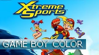 Xtreme Sports - Game Boy Color