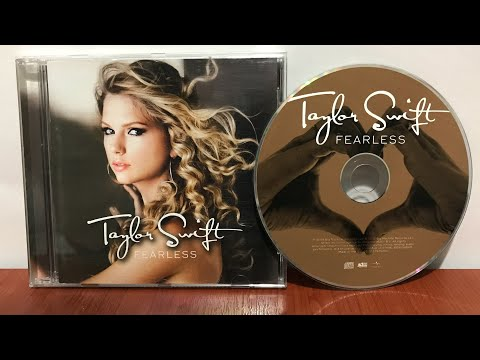 Unboxing: Taylor Swift - Fearless