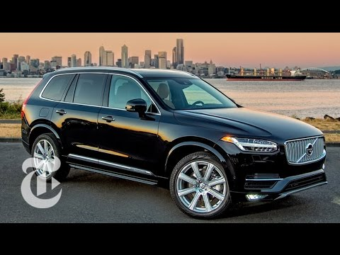 2016 Volvo XC90 Inscription | Driven Car Reviews | The New York Times