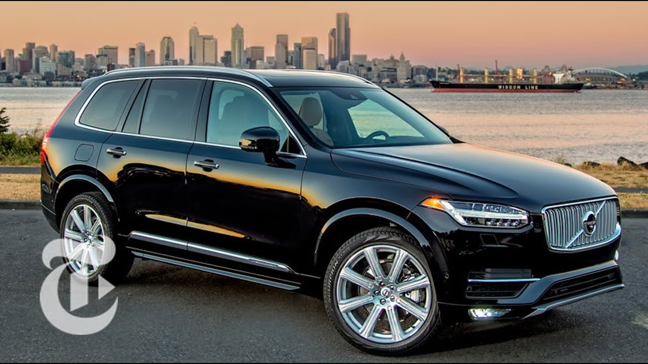 2016 Volvo XC90 Inscription | Driven: Car Review | The New York ...