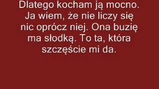 MIG -  Wymarzona tekst