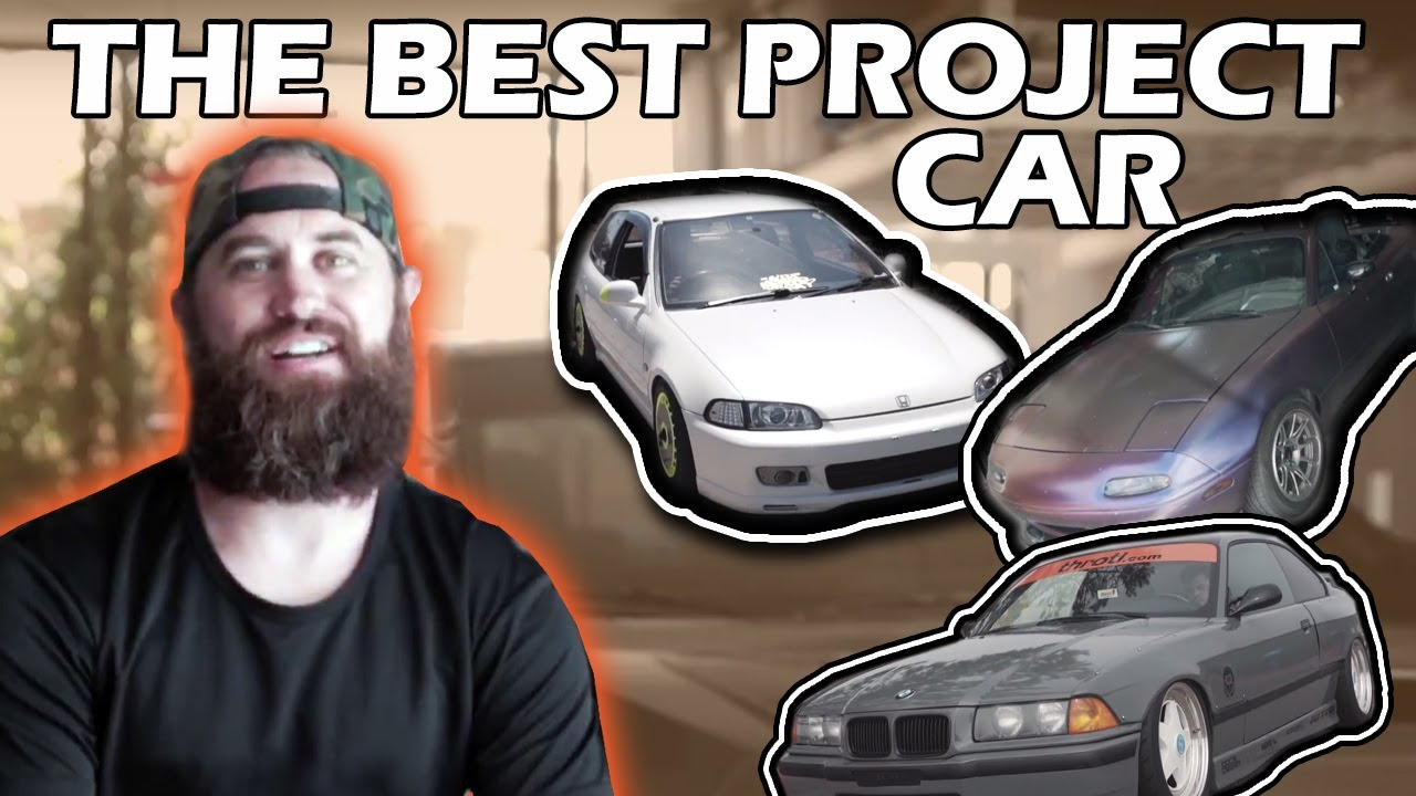 THE TOP 3 PROJECT CARS UNDER $5K! - YouTube