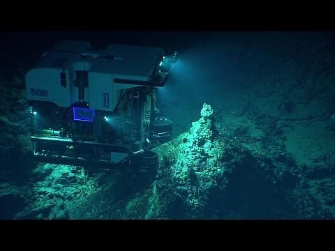 Deepest Ocean: Science and Discovery in the Mariana Trench Marine National Monument