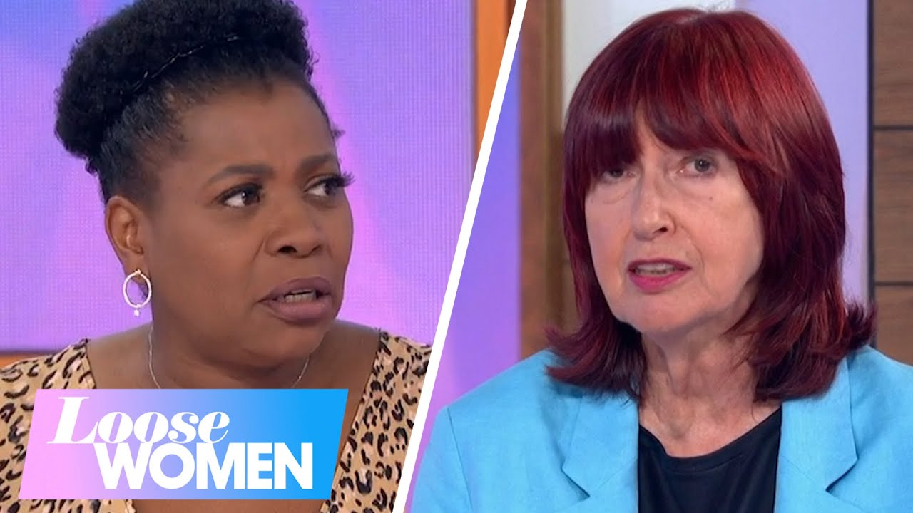 Janet's Infuriated By Fast Fashion And Wants Everyone To Avoid It   Loose Women