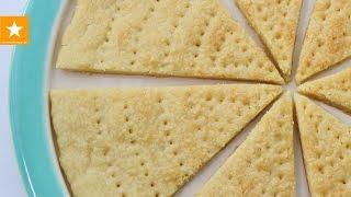 ПЕСОЧНОЕ ПЕЧЕНЬЕ на РАЗ, ДВА, ТРИ от Мармеладной Лисицы. SHORTBREAD Butter Cookies Recipe
