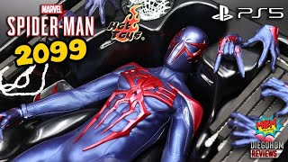 Hot Toys Spider-Man 2099 PS4 e PS5 Review BR / DiegoHDM