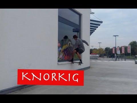 Der Knorkige Don -  ...Sonntag in die Tonne kloppen (SKATING 2017)