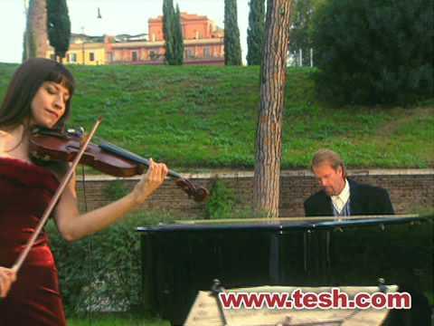 Sonata Di Roma • John Tesh • One World Tour (Violin & Keys)