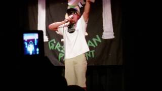 garret king rap
