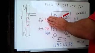 Tonella - Ford V8 272 292 302 ajuste do ponto e regulagem de valvulas