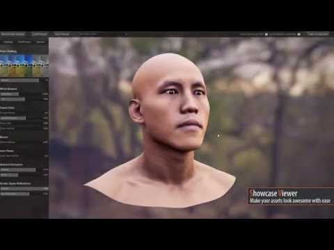 UE4] Showcase Viewer for Unreal Engine 4 - YouTube