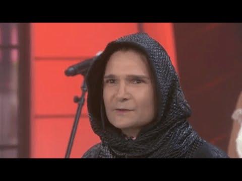 Corey Feldman's Bizarre Television Appearance (INSANE Music Performance)