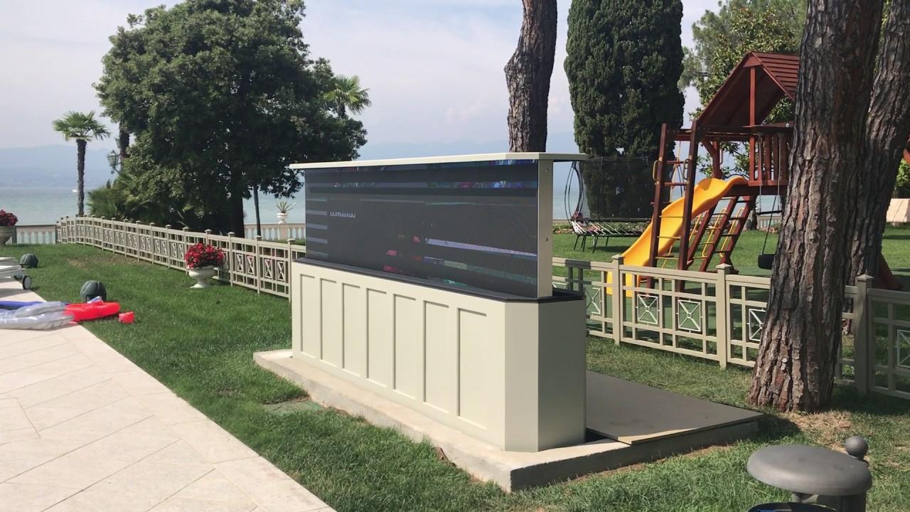 Nuova Installazione Impianto Patio Theatre Stealth Acoustics