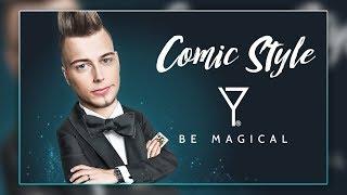 Magic of Y | Tak jeszcze nie wyglądał | Comic Style |