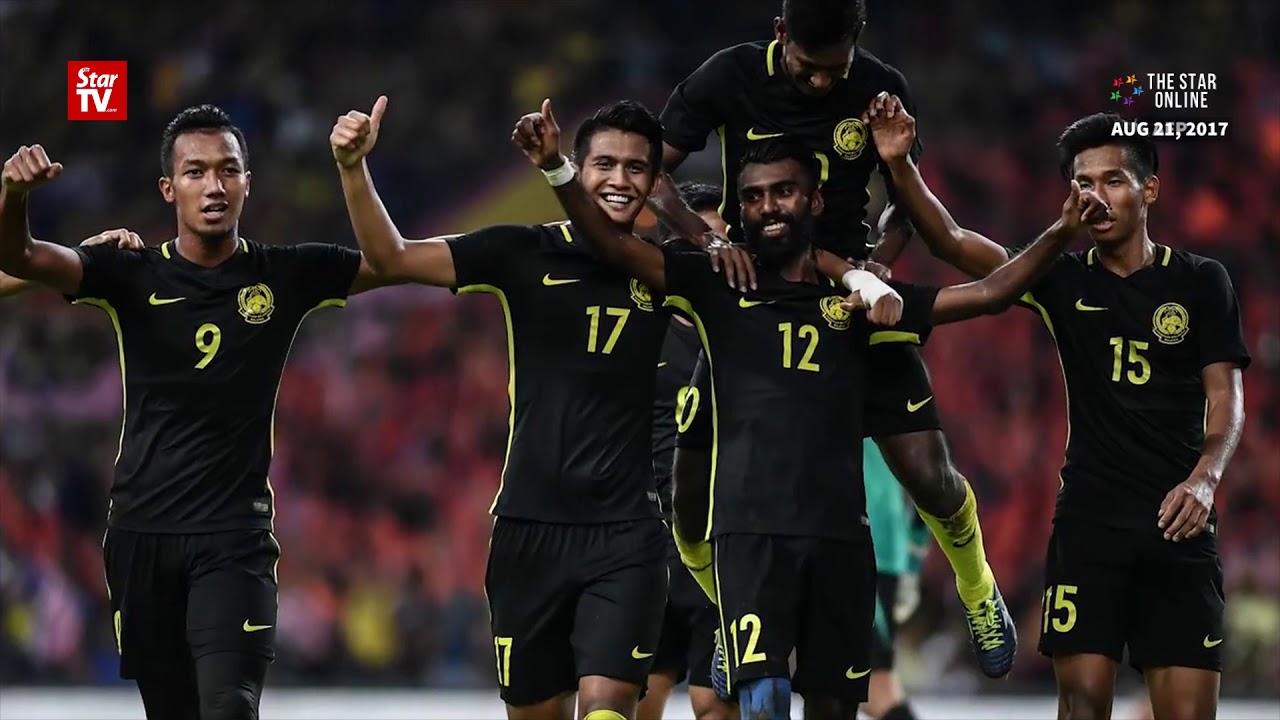 KL SEA Games: Thanabalan's parents proud of son despite Malaysia losing football final
