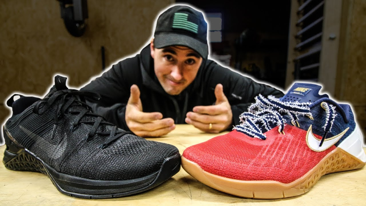 Nike Metcon Dsx Flyknit 2 2 2 Vs Nike Metcon 3 Showdown Youtube 77cca7