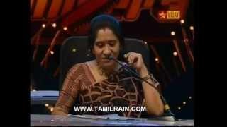 Sujatha Mohan singing netru illatha matram