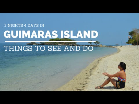 4 Days In Guimaras Island - Things To See & Do
