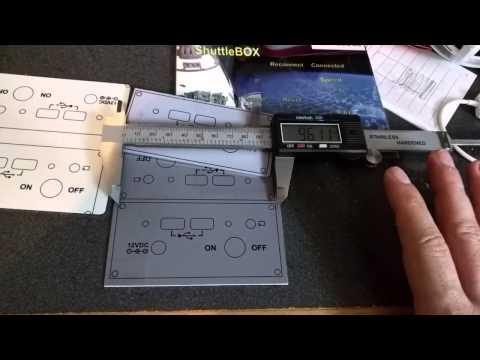 Printing Perfect Aluminum Electronics Panels