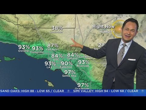 Thumbnail: Craig Herrera's Weather Forecast (June 22)