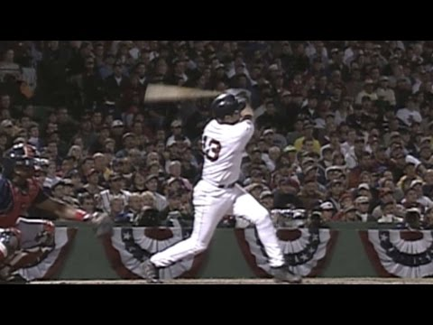 1999 ALDS Gm4: Valentin collects seven RBIs in rout