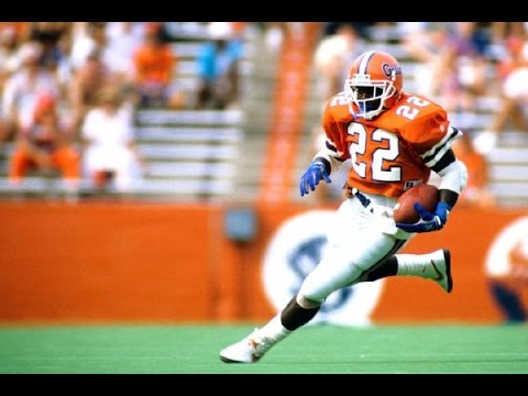 Classical Tailback #31 - Emmitt Smith Florida Highlights
