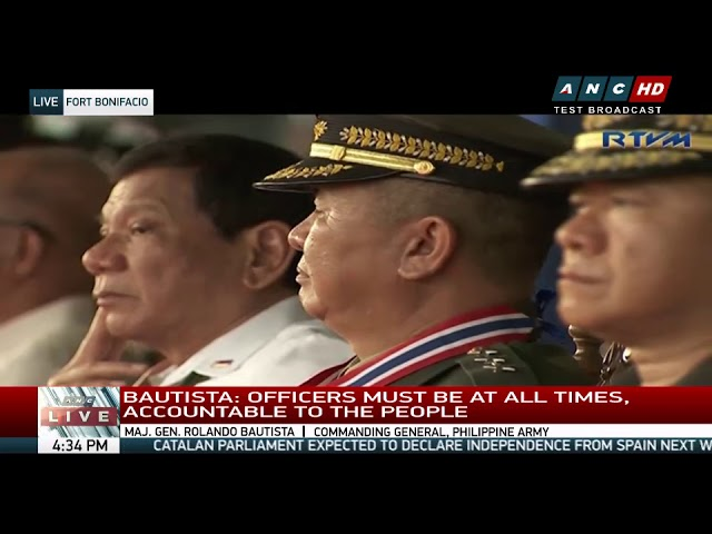 New Army chief wants to return to Marawi to end conflict