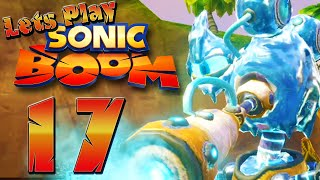 Sonic Boom: 2 Player Co-op - Screw the Boat! - Part 17
