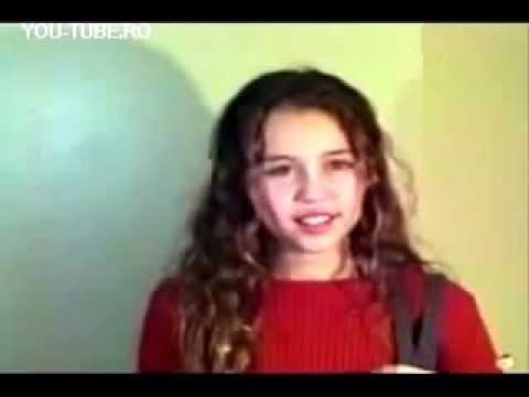 Miley Cyrus Auditions for Hannah Montana-singing Mamma Mia