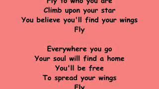 Selena Gomez - Fly To Your Heart Lyrics