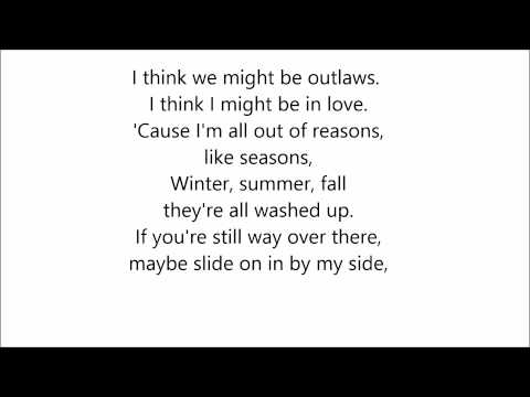 Outlaws By David Lambert (Lyrics) -Easy To Read-
