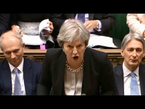تيريزا ماي في مواجهة جديدة مع البرلمان الإنكليزي بشأن البريكسيت  - نشر قبل 3 دقيقة
