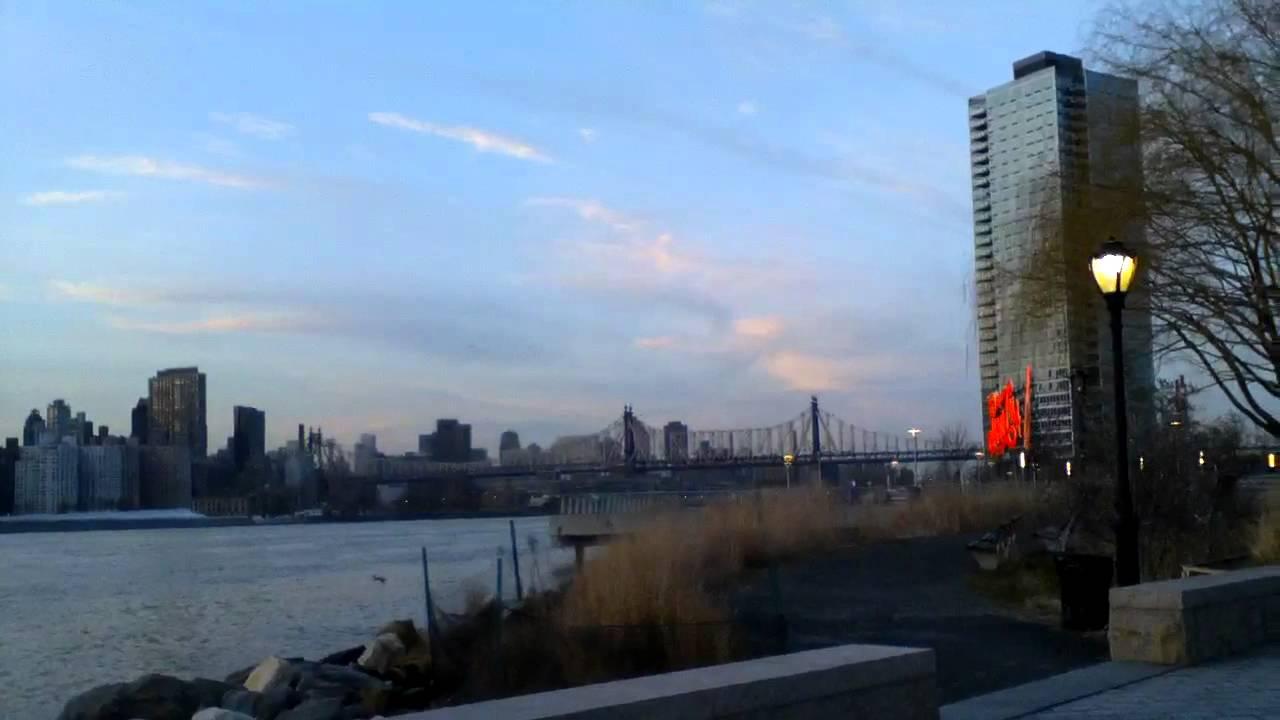 Skyline Sunset in NYC!