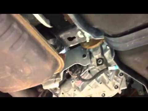 2007 Ford Explorer Under Carriage Youtube