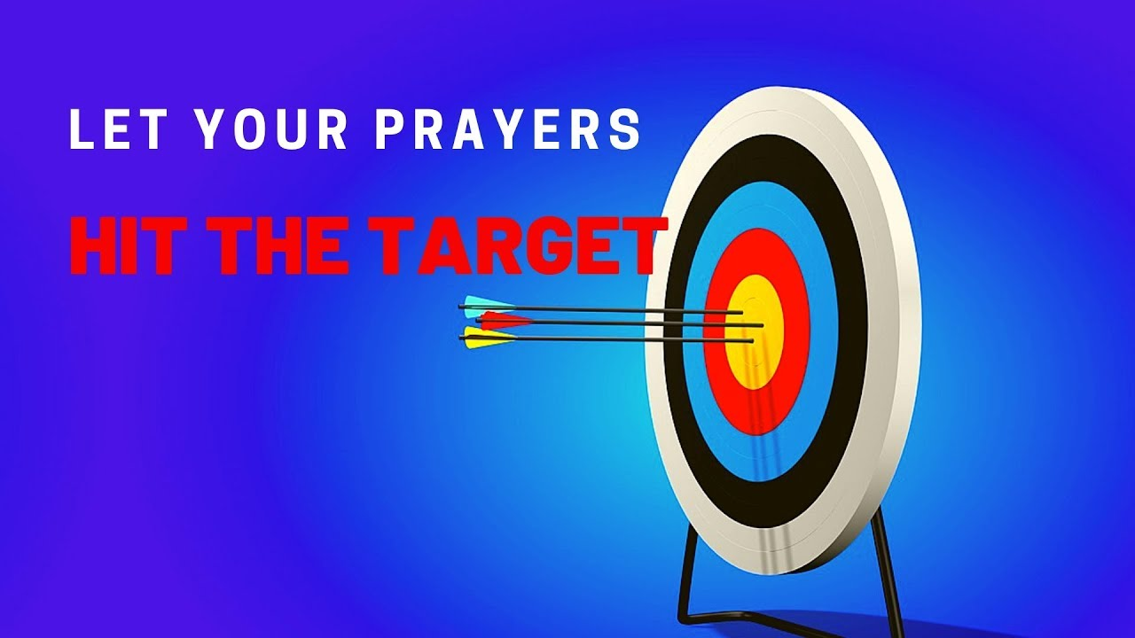 Image result for Target your prayers