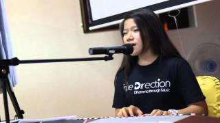 Only Dhamma Is My Way Cover by Odelia Sabrina
